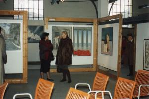 """Mostra Galleria """"Cattedrale ex Macello"""