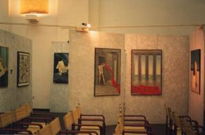 """Mostra Convegno """"I sentimenti nell'arte"""" Sala comunale per esposizioni """"Le Maddalene"""""""