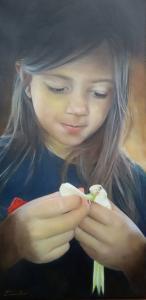 Naomi e il suo canarino