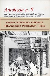 """Copertina realizzata per il Premio letterario """"Francesco Petrarca"""""""