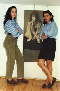 """Galleria """"Donatello"""" Padova - mostra personale della pittrice veneziana Lucia Lucchesino"""