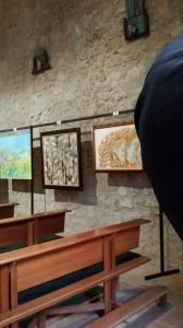 """""""Alla corte dell'Arte"""", rassegna organizzata da In Arte Exhibit di Potenza all'interno del castello federiciano di Lagopesole (Pz)."""